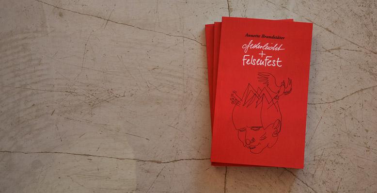 federleicht und FelsenFest Foto vom Buch